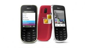 Nokia Asha 202 et 203