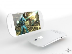 iPhone 5 - Concept 3