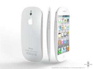 iPhone 5 - Concept 1