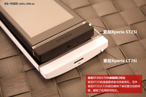 Sony Xperia U 2