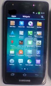 Samsung Galaxy S3 - GT-i9300