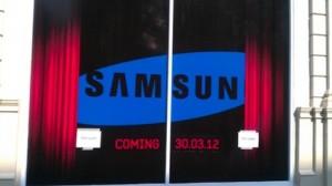 Samsung Galaxy S3 30 mars