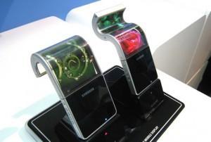 Samsung écran flexible