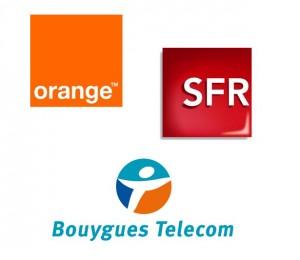 Orange SFR Bouygues
