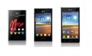LG Optimus L3 L5 L7