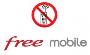 mobiles déconseillés free mobile