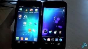 Vidéo Samsung Galaxy S3