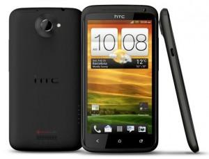 HTC One X gris