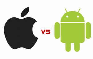Android ou iPhone