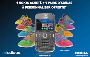 Nokia Adidas