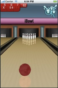 iPhone iBowl