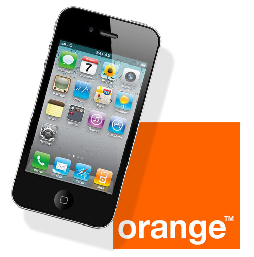 Iphone Se Orange Mobile