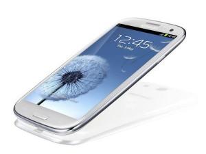 Galaxy s3 blanc