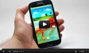 Test Galaxy S3