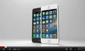 Vidéo iPhone 5