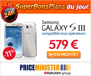 Offre Galaxy S3