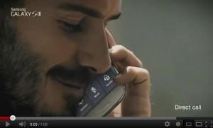 Galaxy S3 Beckham
