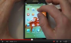 Vidéos mobiles
