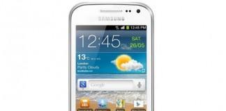 Voir la fiche du Samsung Galaxy Ace 2 Blanc