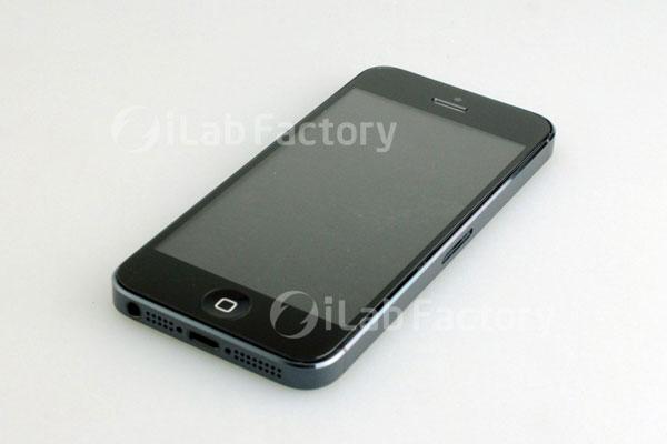ilab2 - L'iPhone 5 reconstitué en images