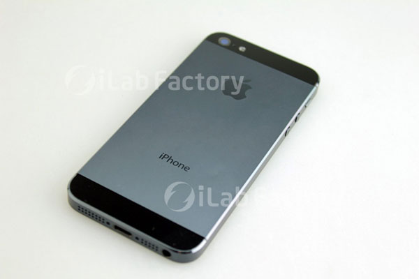 ilab4 - L'iPhone 5 reconstitué en images