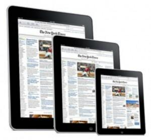 Comparez l'iPad aux autres tablettes du marché