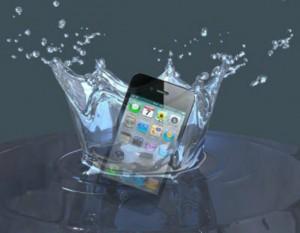 mon iphone est 233 dans l eau que faire meilleur mobile