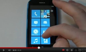 Nokia Lumia 610 : le test vid�o