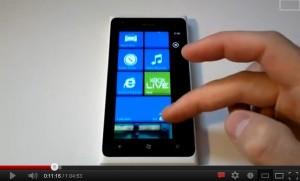 Nokia Lumia 900 : le test vid�o