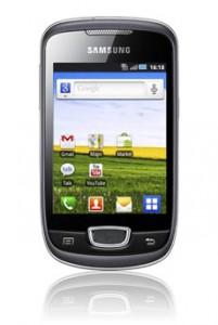 Voir la fiche du Samsung Galaxy Mini Noir
