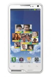 Voir la fiche du Motorola Motoluxe Blanc