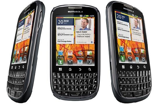 Voir la fiche technique du Motorola Pro Plus
