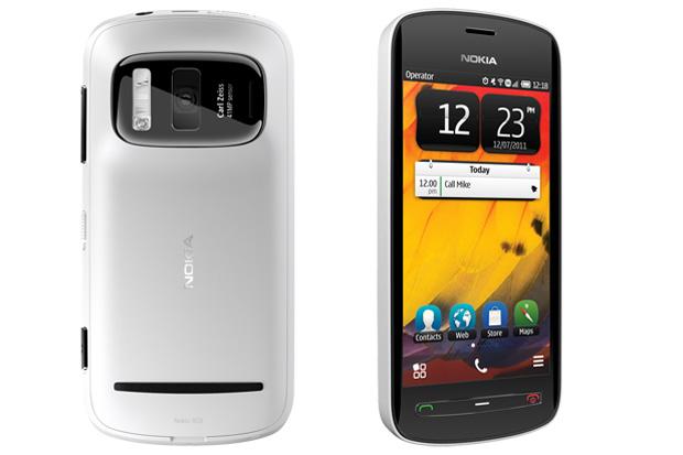 En savoir plus sur le Nokia 808 PureView Blanc