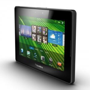 Voir la fiche de la BlackBerry PlayBook 16 Go Wifi
