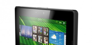 Voir la fiche du BlackBerry PlayBook 16 Go Wifi