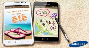 promosamsung 300x162 - Promotion : 100€ remboursés pour l'achat d'un Samsung Galaxy Note