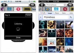 Voir les mobiles compatibles avec cette application