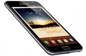 Voir la fiche du Samsung Galaxy Note