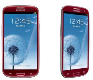 sgsrouge 300x258 - Un Samsung Galaxy S3 rouge à venir ?