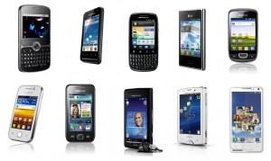 Smartphones � moins de 150� : notre s�lection