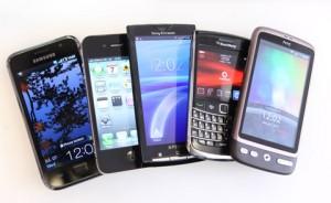 smartphones2 300x184 - Comment sécuriser son smartphone ?