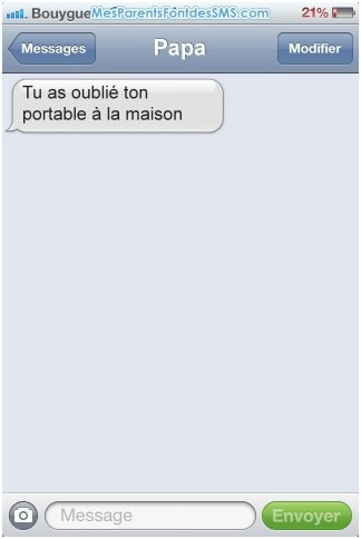 sms2 - Le top 10 des pires SMS de parents
