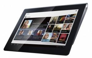 Voir la fiche de la Sony Tablet S