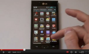 LG Optimus L7 : le test vid�o