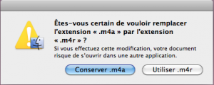 tuto3 300x120 - Comment ajouter une sonnerie personnalisée à son iPhone