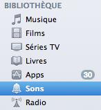 tuto5 - Comment ajouter une sonnerie personnalisée à son iPhone