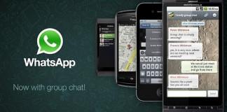 Voir les mobiles compatibles avec l'application WhatsApp Messenger