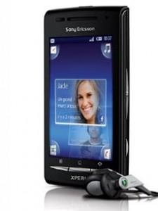 Voir la fiche du Sony Ericsson Xperia X8 Noir