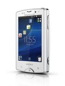 Voir la fiche du Sony Ericsson Xperia Mini Pro Blanc