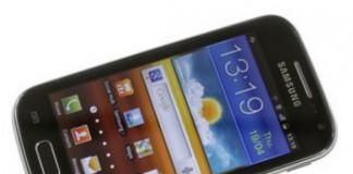 Découvrir les caractéristiques du Samsung Galaxy Ace 2